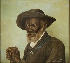 Negro com Chapéu