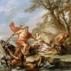 Neptune and Amymone