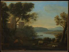 Pastoral Landscape: The Roman Campagna