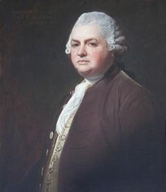 Peregrine Cust, MP (1723-1785)