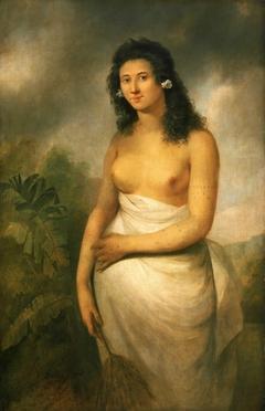 Poedooa, the Daughter of Oree