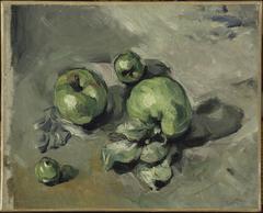 Pommes vertes (Green Apples)