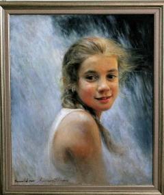 """portrait -""""Annastasiq"""""""