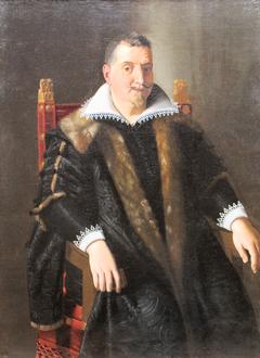 Portrait d'Asdrubale Mattei di Giove