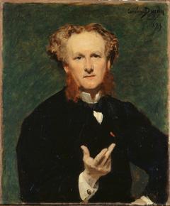 Portrait d'Etienne Haro