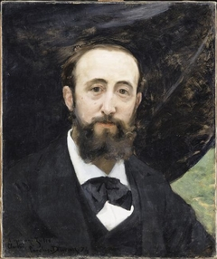 Portrait de Jules Claretie