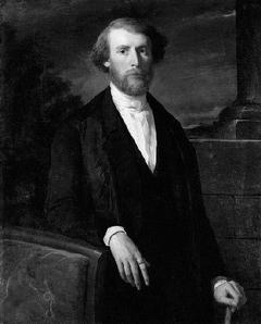Portrait de l'alsacien Pierre Schlumberger à Guebwiller