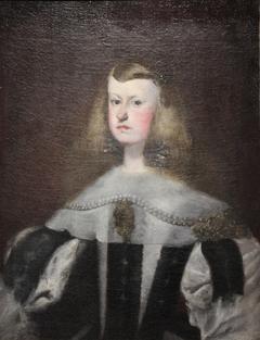 Portrait de l'Infante Marguerite