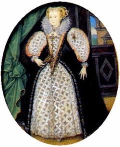 Portrait of a Lady, perhaps Penelope, Lady Rich