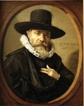 Portrait of a man aged 56