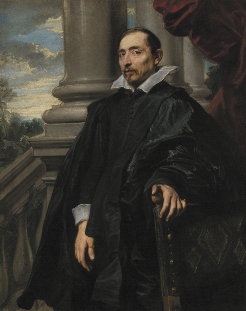 Portrait of a Man, ca. 1620-1621