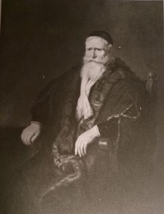 Portrait of a man in an armchair (Bridgewater)