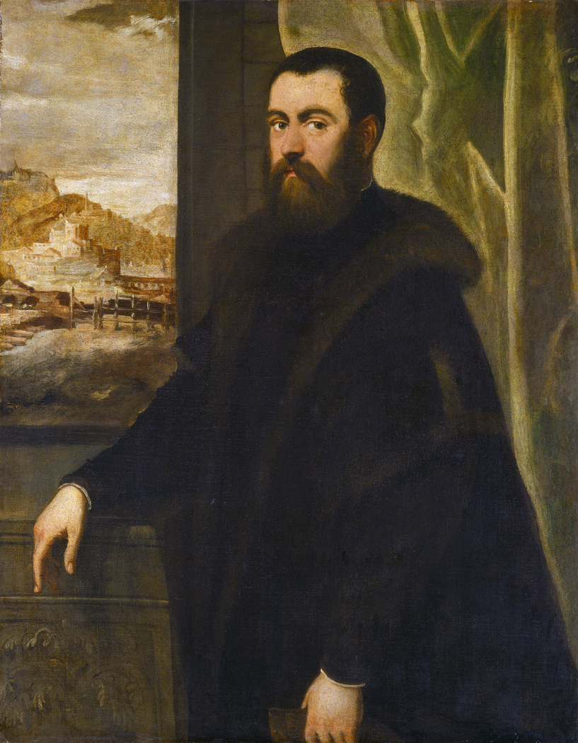 Portrait of a Venetian Senator