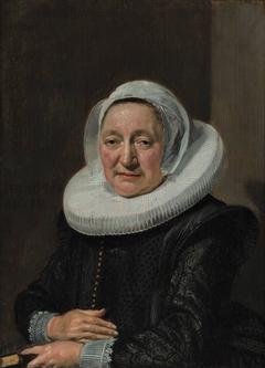 Portrait of a woman, possibly Judith van Breda