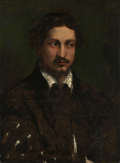 Portrait of a Young Man with a Cleft Chin