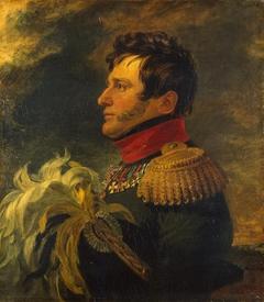 Portrait of Alexey I. Bartolomey (1784-1839)