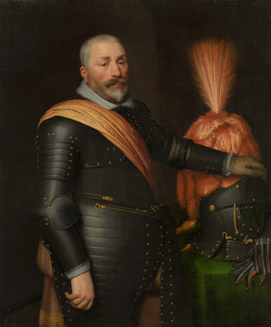 Portrait of an Officer (Mauritshuis)