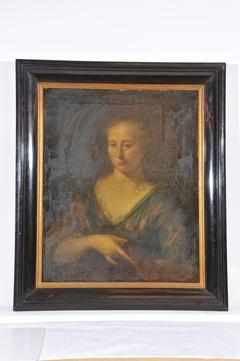 Portrait of Anthonia van der Linden