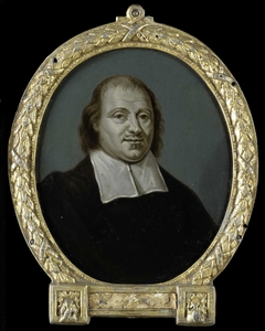 Portrait of Anthony Janssen van der Goes, Poet in Amsterdam