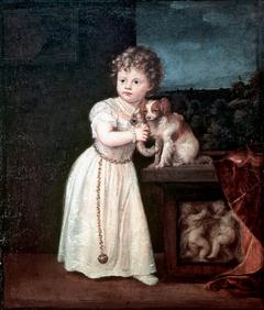 Portrait of Clarissa Strozzi