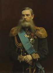 Portrait of Count Frederick Maurice van Heiden