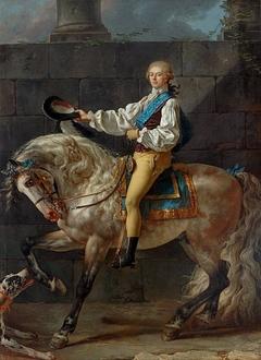 Portrait of Count Stanislas Potocki