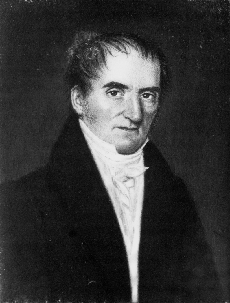 Portrait of Daniel Strobel, Jr.