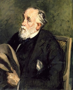 Portrait of Degas