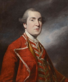 Portrait of Fifth Viscount Allen, named Joshua (1728-1816) in the Uniform of a Lord Lieutenant