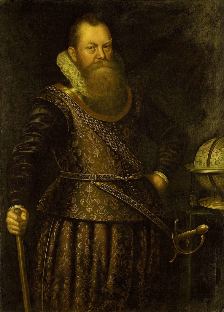 Portrait of Frederik Houtman (1571-1627)