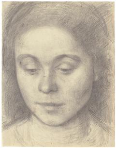 Portrait of Ida, the Artist's Wife