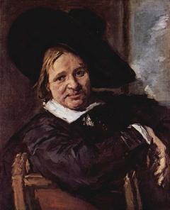 Portrait of Isaac Massa