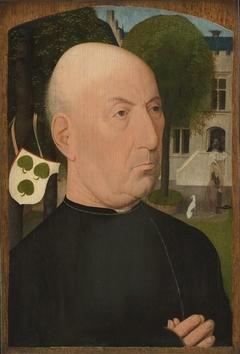 Portrait of Jacob Jansz van der Meer (?)