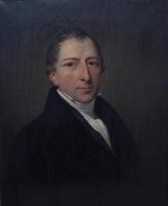 Portrait of Jacobus Petrus Yvo Diert van Melissant (1774-1847)
