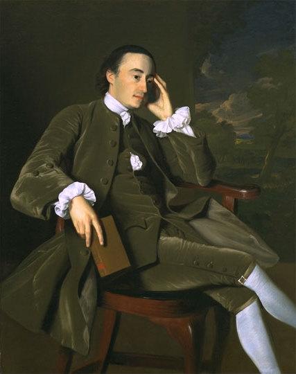 Portrait of John Bours (1734–1815)