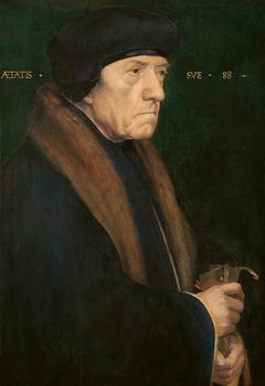 Portrait of John Chambers