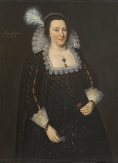 Portrait of Lady Margaret Livingstone, 2nd Countess of Wigtown