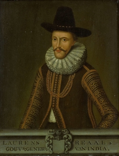Portrait of Laurens Reael, Governor-General of the Dutch East Indies