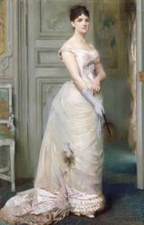 Portrait of Madame José-Maria de Hérédia