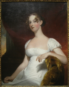 Portrait of Margaret Siddons, Mrs. Benjamin Kintzing