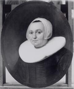 Portrait of Maritge Jansdr. Pesser