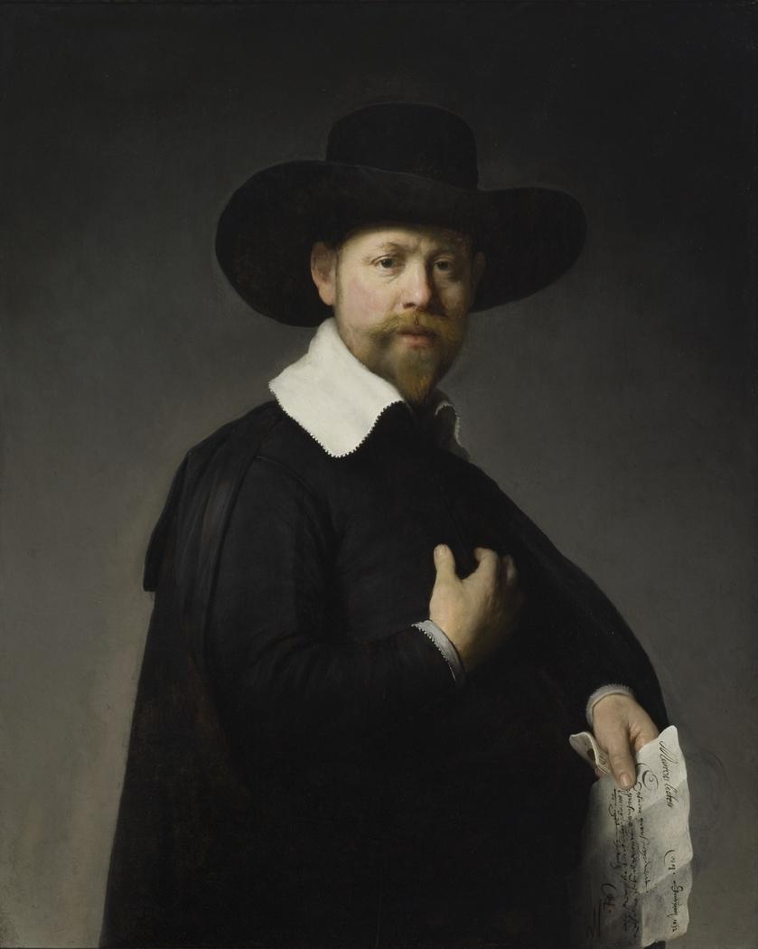 Portrait of Marten Looten