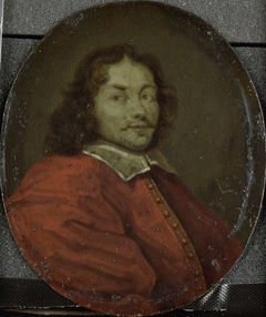 Portrait of Matthijs Gansneb, called Tengnagel, Poet in Amsterdam