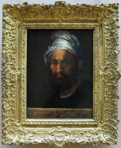 Portrait of Michelangelo