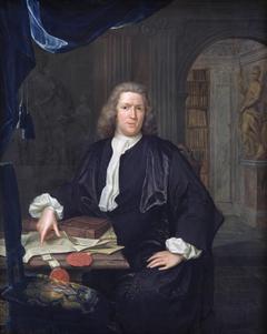 Portrait of Mr David van Royen
