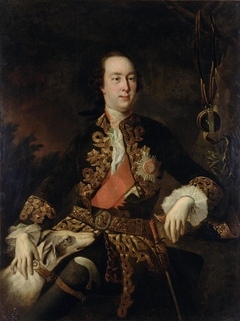 Portrait of P.B. Sheremetev