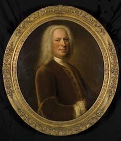 Portrait of Pieter van Schoonhoven (1684-1767)