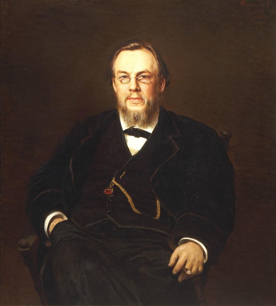 Portrait of S.P. Botkin