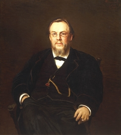 Portrait of S.P. Botkin