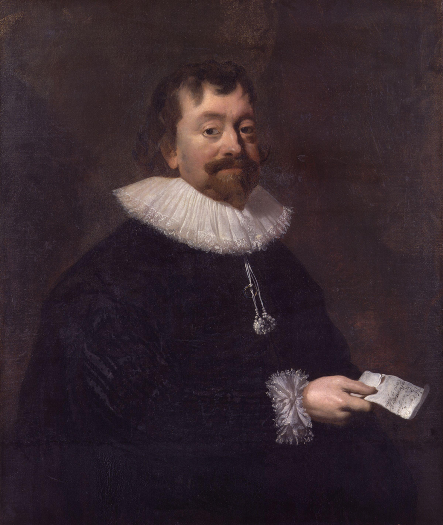 Portrait of Sir Robert Phelips